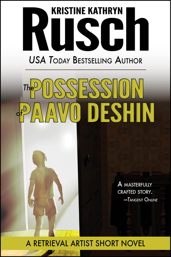 The Possession of Paavo Deshin cover web
