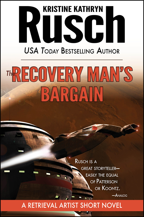 The Recovery Man's Bargain cover web