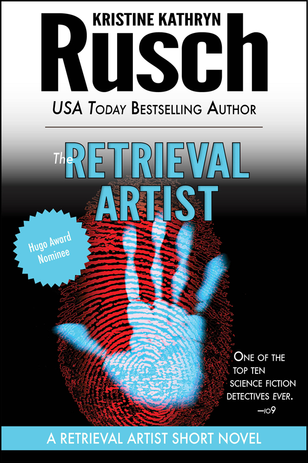 The Retrieval Artist cover web