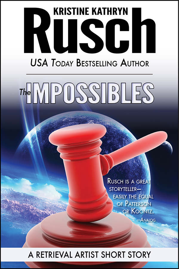 The Impossibles ebook cover web