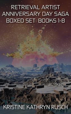 Anniversary Day Saga Boxed Set ebook cover